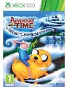 Adventure Time The Secret of the Nameless Kingdom XBox 360