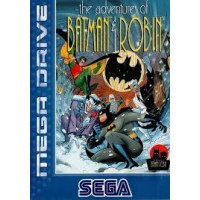 Adventures of Batman & Robin Megadrive