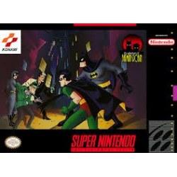Adventures of Batman and Robin SNES