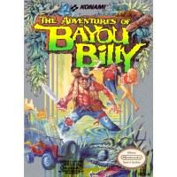 Adventures of Bayou Billy NES