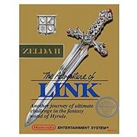 Adventures of Link: Zelda II NES