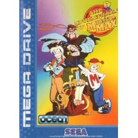 Adventures of Mighty Max Megadrive