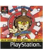 Adventures of Monkey Hero, The PS1