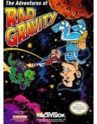 Adventures of Rad Gravity NES
