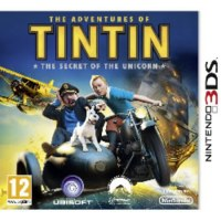 Adventures of Tintin The Secret of the Unicorn 3DS