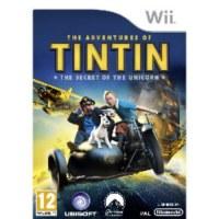 Adventures of Tintin The Secret of the Unicorn Nintendo Wii
