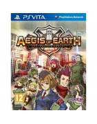 Aegis of Earth Protonovus Assault Playstation Vita