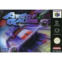 Aero Gauge N64