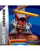 Aero the Acro-bat Gameboy Advance