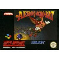 Aero the Acrobat SNES