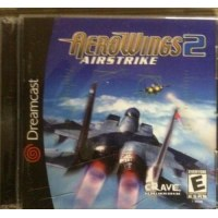AeroWings 2: Airstrike Dreamcast
