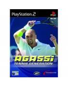 Agassi Tennis Generation PS2
