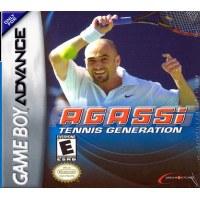 Agassi Tennis Generation 2002 Gameboy Advance