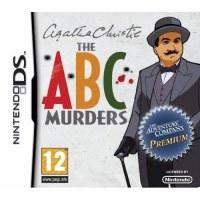 Agatha Christie The ABC Murders Nintendo DS