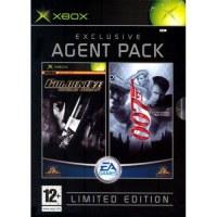 Agent Pack James Bond 007 Xbox Original