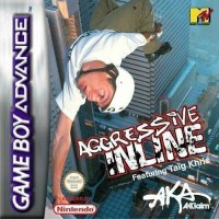 Aggressive Inline Gameboy Advance