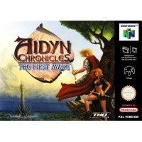 Aidyn Chronicles The First Mage N64