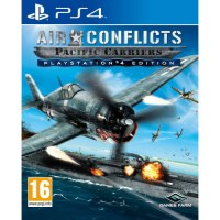 Air Conflicts Pacific Carriers PlayStation 4 Edition PS4