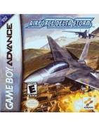 Airforce Delta Storm Gameboy Advance