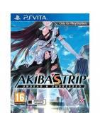 Akibas Trip Undead and Undressed Playstation Vita