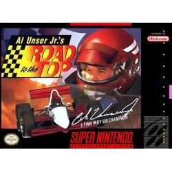 Al Unser Jnr Road To The Top