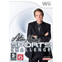 Alan Hansen Sports Challenge Nintendo Wii