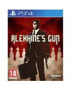 Alekhine's Gun PS4