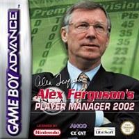 Alex Ferguson's Player Manager 2002 Gameboy Advance