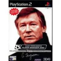Alex Fergusons Player Manager 2001 PS2