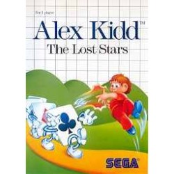 Alex Kidd Lost Stars