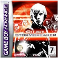 Alex Rider Stormbreaker Gameboy Advance