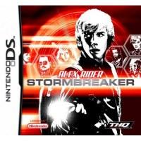 Alex Rider Stormbreaker Nintendo DS