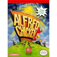 Alfred Chicken NES
