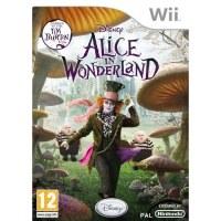 Alice in Wonderland Nintendo Wii