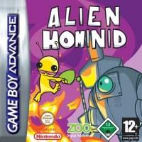 Alien Hominid Gameboy Advance