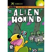 Alien Hominid Xbox Original