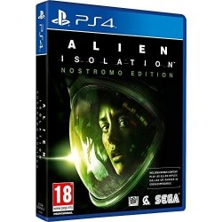 Alien Isolation Nostromo...