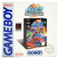 Alien Olympics Gameboy