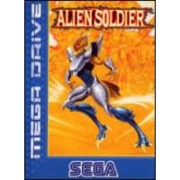 Alien Soldier Megadrive