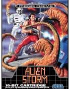 Alien Storm Megadrive