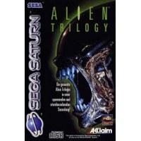 Alien Trilogy Saturn