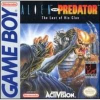 Alien Vs Predator Gameboy