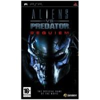 Alien Vs Predator: Requiem PSP