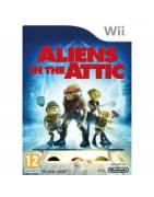 Aliens in the Attic Nintendo Wii