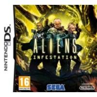 Aliens Infestation Nintendo DS