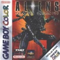 Aliens: Thanatos Encounter Gameboy