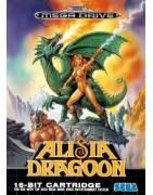 Alisia Dragoon Megadrive