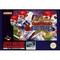 All American Championship Football SNES
