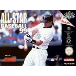 All Star Baseball 99 N64