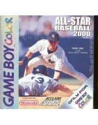 All Star Baseball 2000 Gameboy